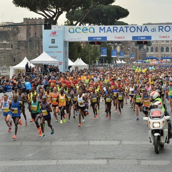 new balance rome marathon 2018 nz